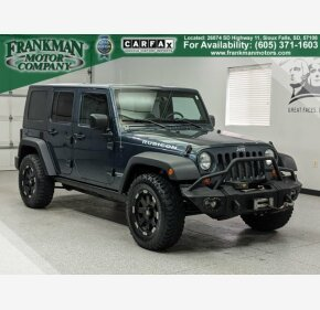2007 Jeep Wrangler 4WD Unlimited Rubicon for sale 101231819