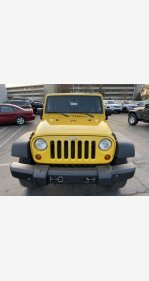 2007 Jeep Wrangler 4WD X for sale 101235419