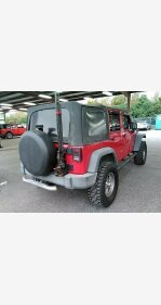 2007 Jeep Wrangler 4WD Unlimited X for sale 101238266