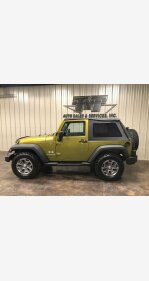 2007 Jeep Wrangler 4WD X for sale 101266152