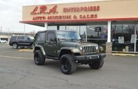 2007 Jeep Wrangler 4WD Sahara for sale 101271724
