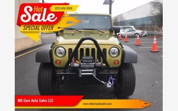 2007 Jeep Wrangler for sale 101274491