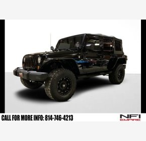 2007 Jeep Wrangler 4WD Unlimited Sahara for sale 101295371