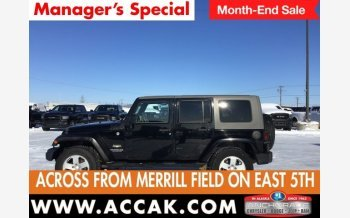 2007 Jeep Wrangler 4WD Unlimited Sahara for sale 101296459