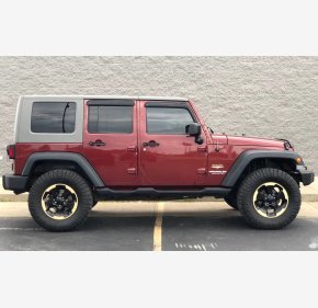 2007 Jeep Wrangler 4WD Unlimited Sahara for sale 101332011
