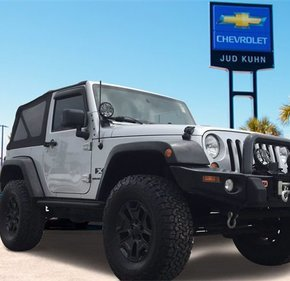 2007 Jeep Wrangler for sale 101335510