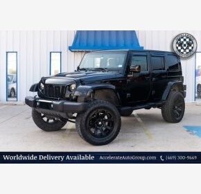 2007 Jeep Wrangler for sale 101425288