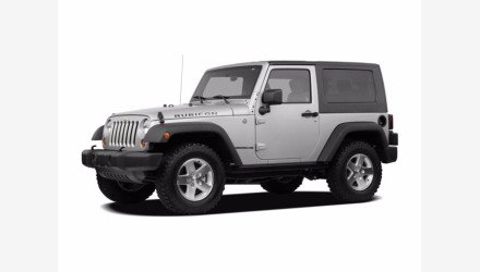 2007 Jeep Wrangler for sale 101494122