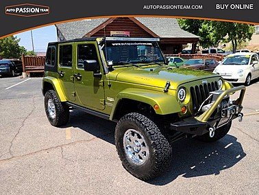 2007 Jeep Wrangler for sale 101566541