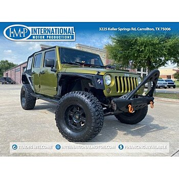 2007 Jeep Wrangler for sale 101567801