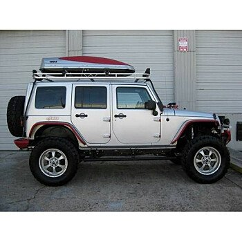 2007 Jeep Wrangler for sale 101586848