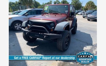 2007 Jeep Wrangler for sale 101596515