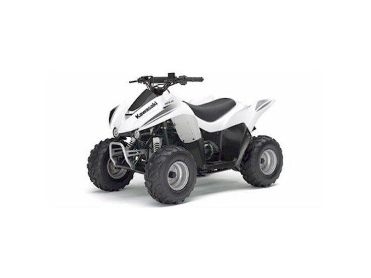 2007 Kawasaki KFX80 50 specifications