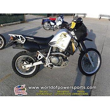 2007 Kawasaki KLR650 for sale 200719326