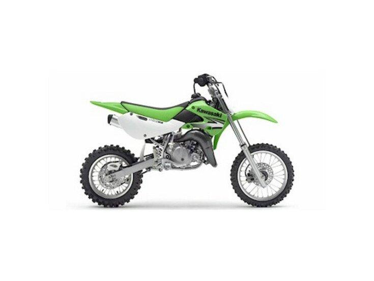 2007 Kawasaki KX100 65 specifications