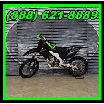 2007 Kawasaki KX250F for sale 200642093