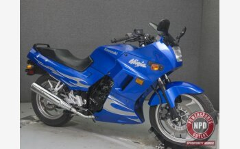 2007 Kawasaki Ninja 250R for sale 200606004