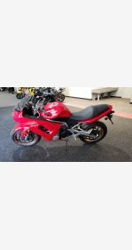 2007 Kawasaki Ninja 650R for sale 200736095