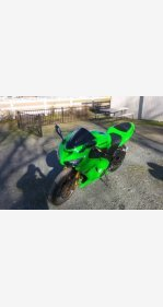2007 Kawasaki Ninja ZX-6R for sale 200520734