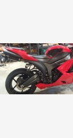 2007 Kawasaki Ninja ZX-6R for sale 200602888