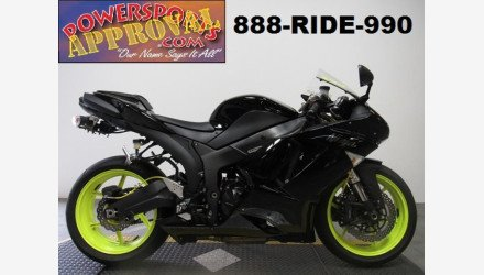 2007 Kawasaki Ninja ZX-6R for sale 200610937