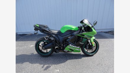 2007 Kawasaki Ninja ZX-6R for sale 200618468