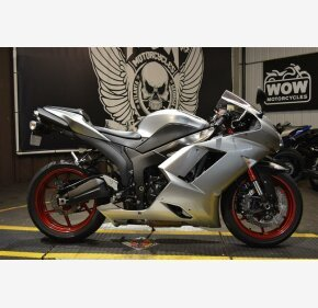 2007 Kawasaki Ninja ZX-6R for sale 200660343