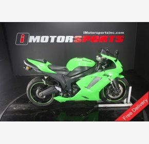 2007 Kawasaki Ninja ZX-6R for sale 200675056