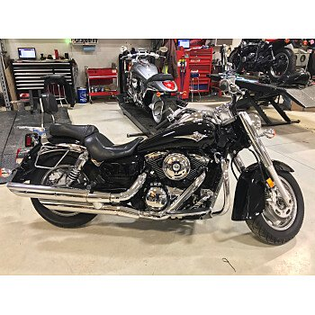 2007 Kawasaki Vulcan 1600 for sale 200681717