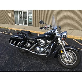 2007 Kawasaki Vulcan 1600 for sale 200791825