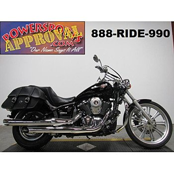 2007 Kawasaki Vulcan 900 for sale 200642633