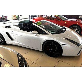 2007 Lamborghini Gallardo for sale 101088678