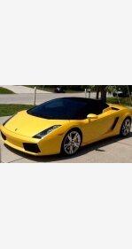 2007 Lamborghini Gallardo for sale 101061901