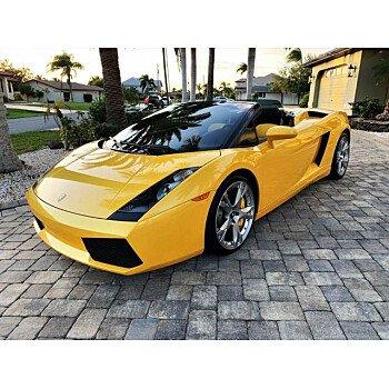 2007 Lamborghini Gallardo for sale 101331973
