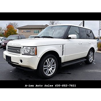 2007 Land Rover Range Rover Supercharged for sale 101053269