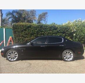 2007 Maserati Quattroporte for sale 100777375