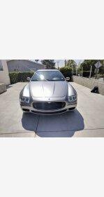 2007 Maserati Quattroporte for sale 101064094