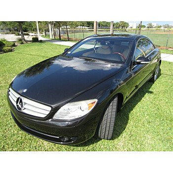 2007 Mercedes-Benz CL550 for sale 101144084