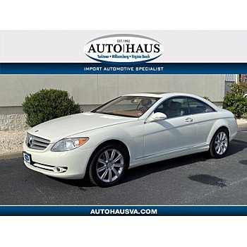 2007 Mercedes-Benz CL550 for sale 101382851