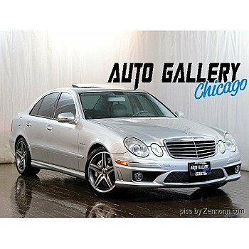 2007 Mercedes-Benz E63 AMG Sedan for sale 101088158