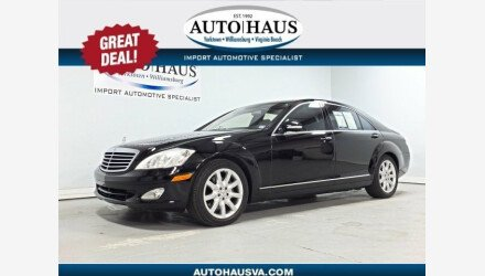 2007 Mercedes-Benz S550 for sale 101109210