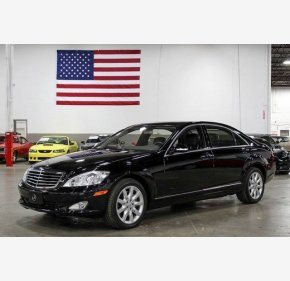 2007 S550 For Sale >> 2007 Mercedes Benz S550 Classics For Sale Classics On