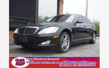 2007 Mercedes-Benz S550 for sale 101217648