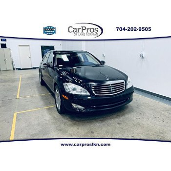 2007 Mercedes-Benz S600 for sale 101188016