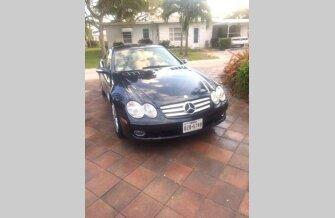 2007 Mercedes-Benz SL550 for sale 100755206