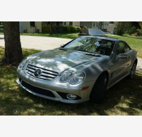 2007 Mercedes-Benz SL550 for sale 100765131