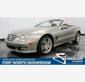 2007 Mercedes-Benz SL550 for sale 101046354