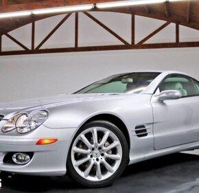 2007 Mercedes-Benz SL550 for sale 101108039