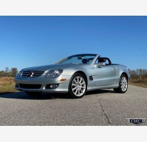 2007 Mercedes-Benz SL550 for sale 101412682
