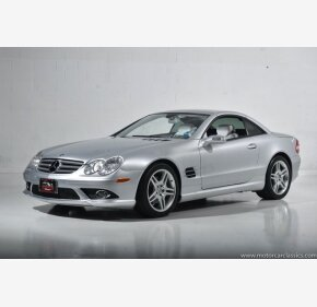 2007 Mercedes-Benz SL550 for sale 101441697